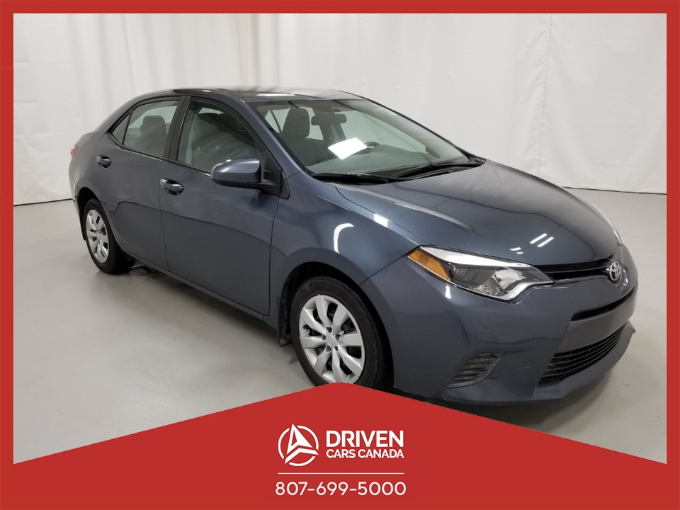 2016 Toyota Corolla L 4-SPEED AT image 2 of 11