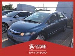 2009 Honda Civic DX-G  - 2276TA  - Driven Cars Canada