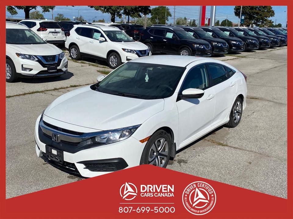 2016 Honda Civic LX image 1 of 12