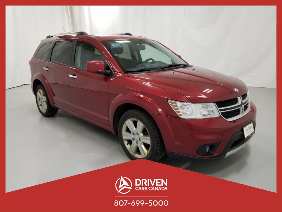 2011 Dodge Journey R/T AWD image 1 of 7