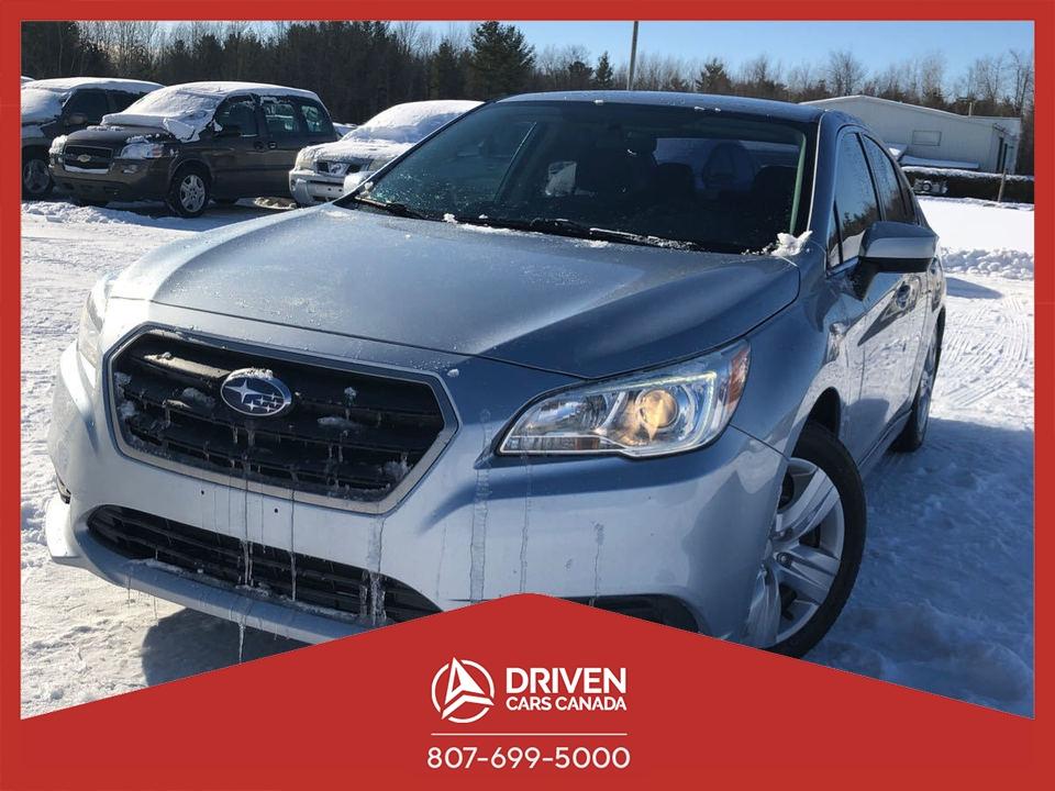 2015 Subaru Legacy 2.5I image 1 of 14