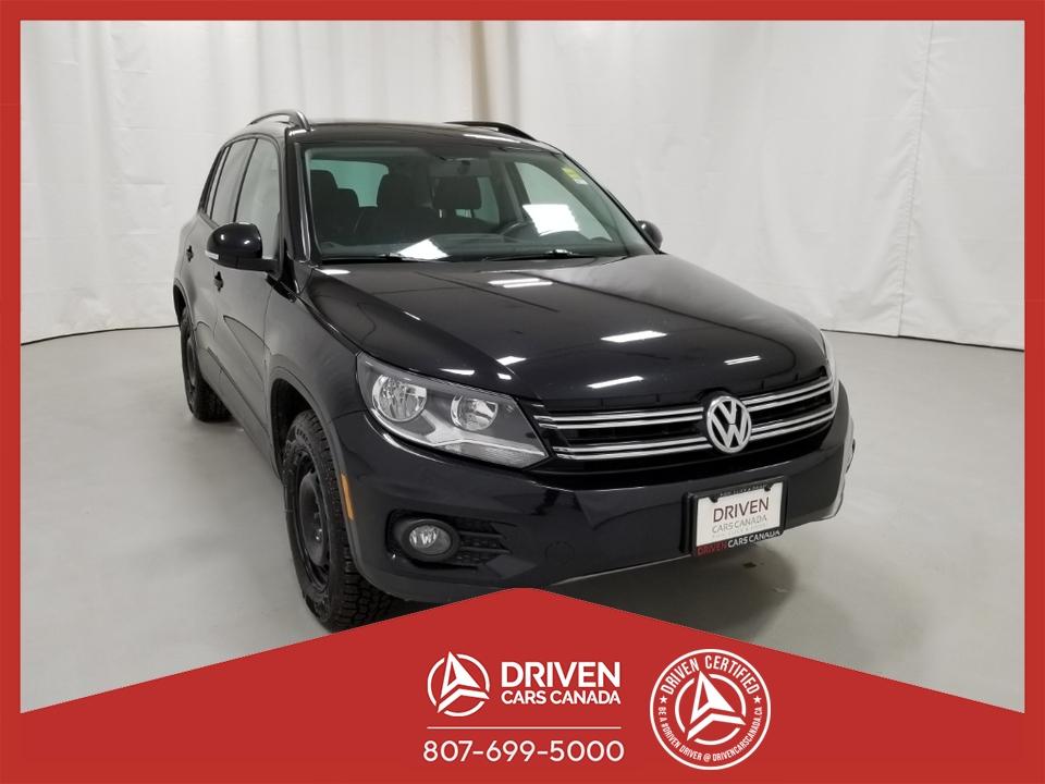 2014 Volkswagen Tiguan S image 1 of 26