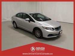 2015 Honda Civic LX SEDAN CVT  - 2193TA  - Driven Cars Canada