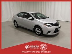 2015 Toyota Corolla CE  - 2354TA  - Driven Cars Canada
