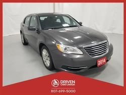 2014 Chrysler 200 LX  - 1503TA  - Driven Cars Canada