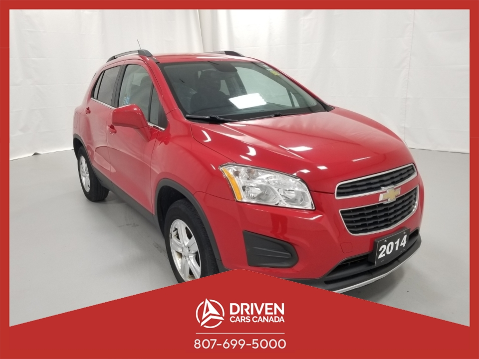 2014 Chevrolet Trax 1LT AWD image 1 of 15