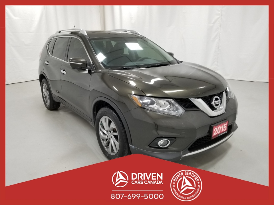 2015 Nissan Rogue SL AWD image 1 of 23