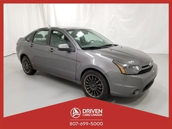 2011 Ford Focus SES SEDAN  - 1598TT  - Driven Cars Canada