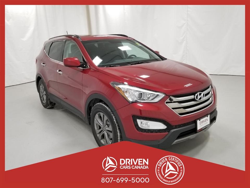 2015 Hyundai Santa Fe Sport SPORT 2.4 FWD image 1 of 19