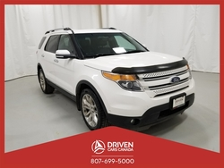 2011 Ford Explorer LIMITED 4WD  - 1983TW  - Driven Cars Canada