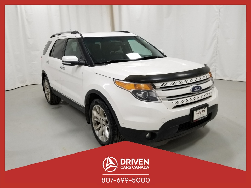 2011 Ford Explorer LIMITED 4WD image 1 of 27