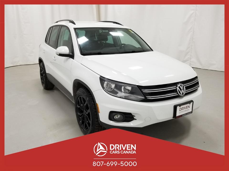 2016 Volkswagen Tiguan S image 1 of 20