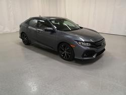 2017 Honda Civic Hatchback SPORT  - 2529TA  - Driven Cars Canada