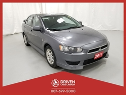 2011 Mitsubishi Lancer ES  - 1498TW  - Driven Cars Canada
