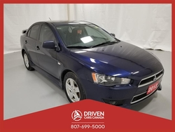 2013 Mitsubishi Lancer ES  - 1176TA  - Driven Cars Canada