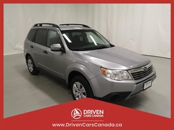 2009 Subaru Forester 2.5X  - 2108TA  - Driven Cars Canada