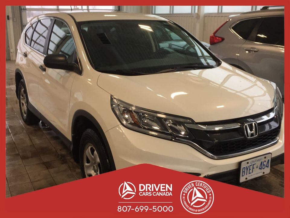 2015 Honda CR-V LX 2WD image 1 of 7