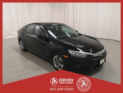 2016 Honda Civic LX SEDAN CVT  - 1981TA  - Driven Cars Canada