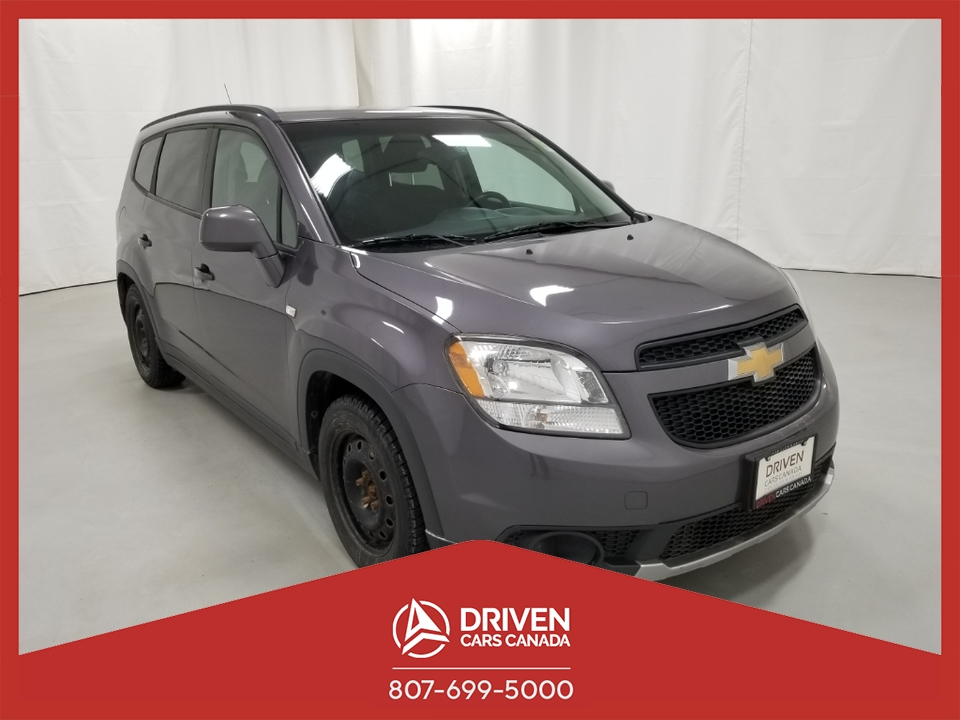 2012 Chevrolet Orlando LT image 1 of 18