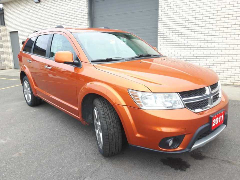 2011 Dodge Journey R/T AWD image 1 of 14
