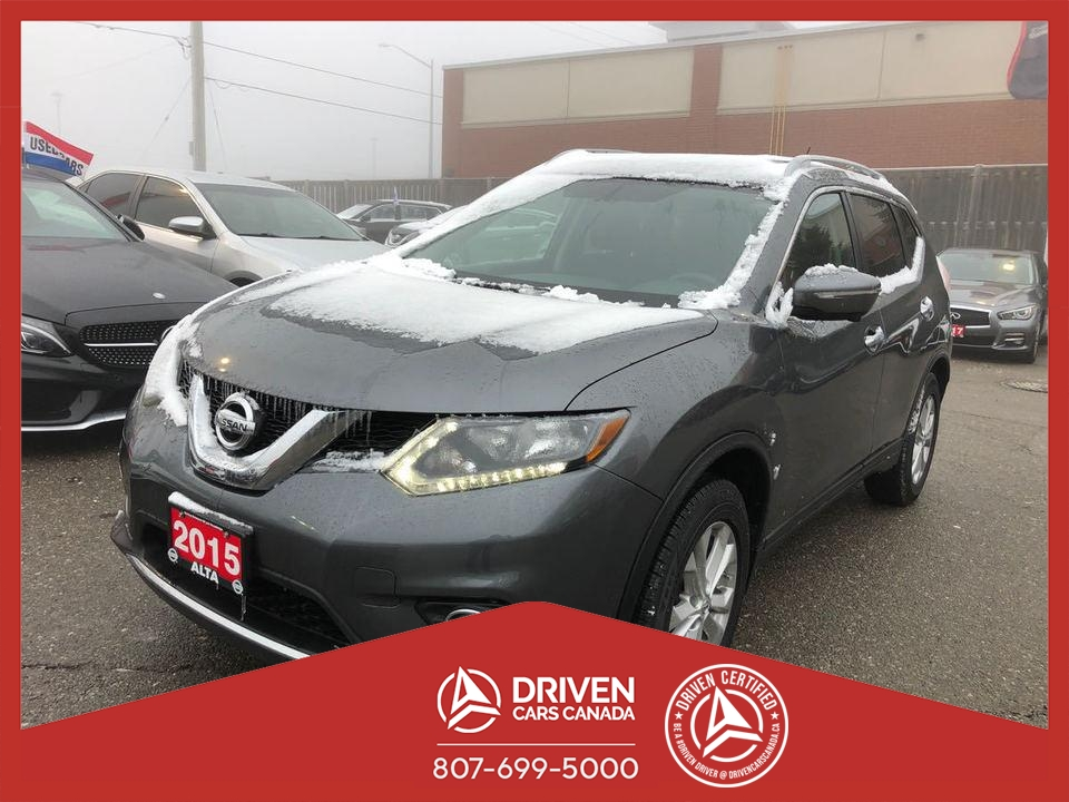 2015 Nissan Rogue S AWD image 1 of 14