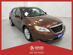 2013 Chrysler 200 LX  - 1420TA  - Driven Cars Canada