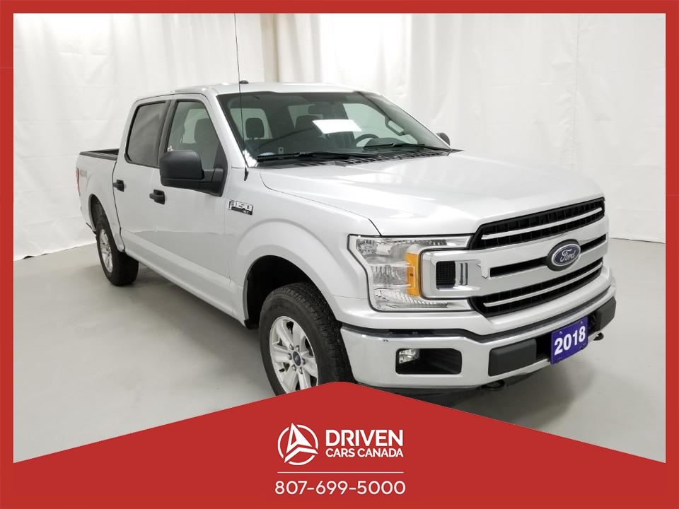 2018 Ford F-150 XL SUPERCREW 6.5-FT. 4WD image 1 of 4