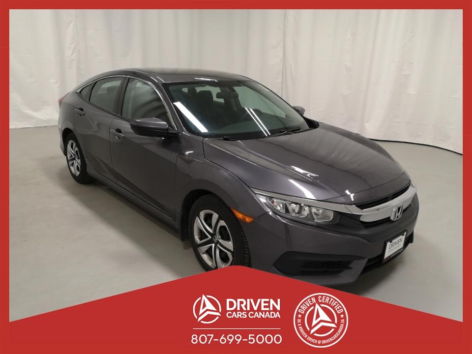 2018 Honda Civic LX image 1 of 26