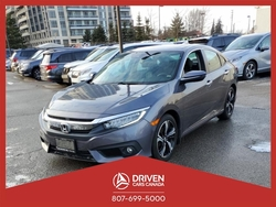 2017 Honda Civic TOURING SEDAN CVT  - 1870TA  - Driven Cars Canada