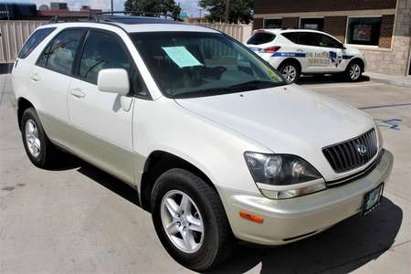 2001 Lexus RX 300  for Sale  - F9470A  - Fiesta Motors