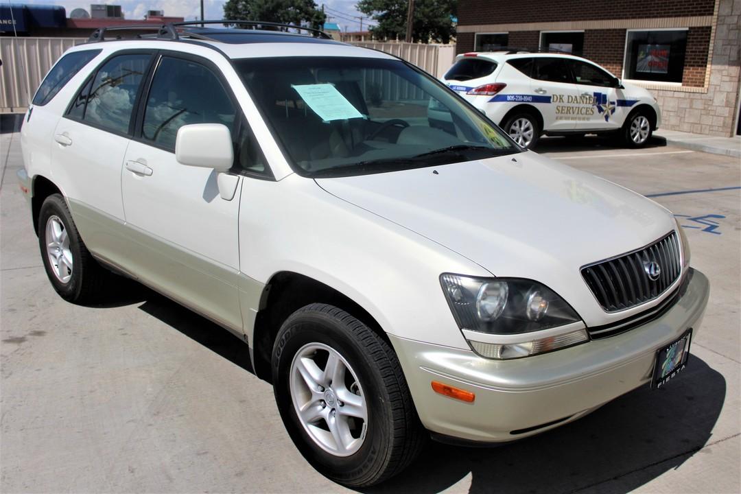 2001 Lexus RX 300  - Fiesta Motors