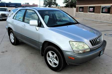2002 Lexus RX 300  for Sale  - F9392A  - Fiesta Motors