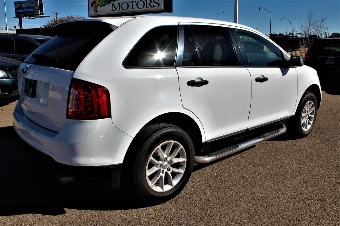 2014 Ford Edge  - Fiesta Motors