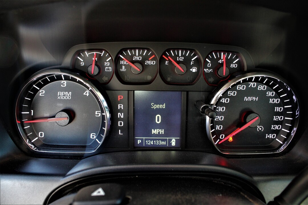 2017 Chevrolet Silverado 1500  - Fiesta Motors