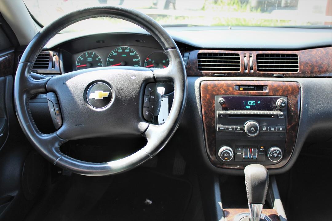 2012 Chevrolet Impala  - Fiesta Motors