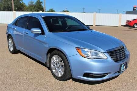 2013 Chrysler 200 LX for Sale  - R6399A  - Fiesta Motors