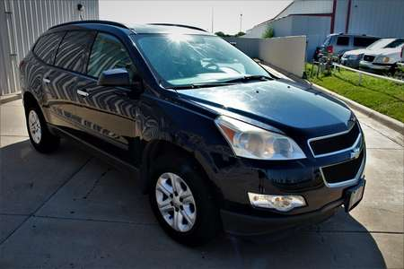 2012 Chevrolet Traverse LS for Sale  - F9722A  - Fiesta Motors