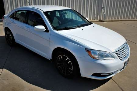 2013 Chrysler 200 LX for Sale  - F9720A  - Fiesta Motors