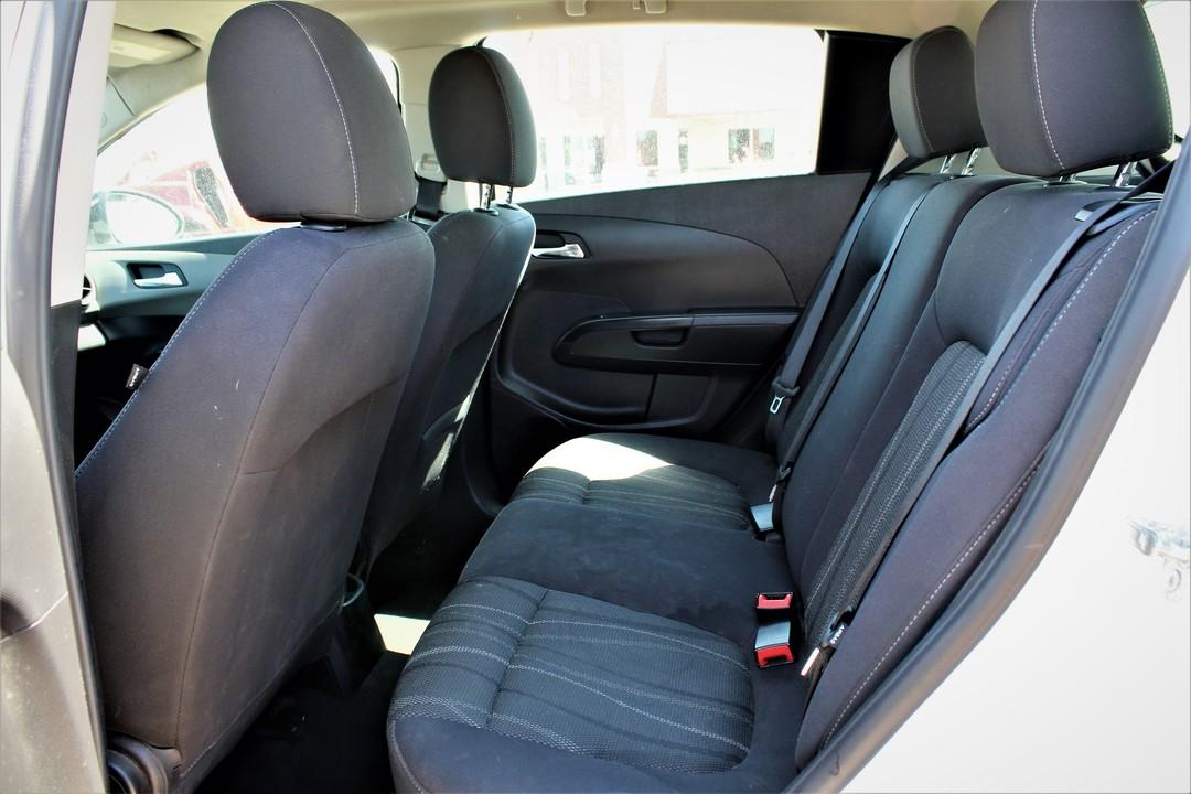 2013 Chevrolet Sonic  - Fiesta Motors