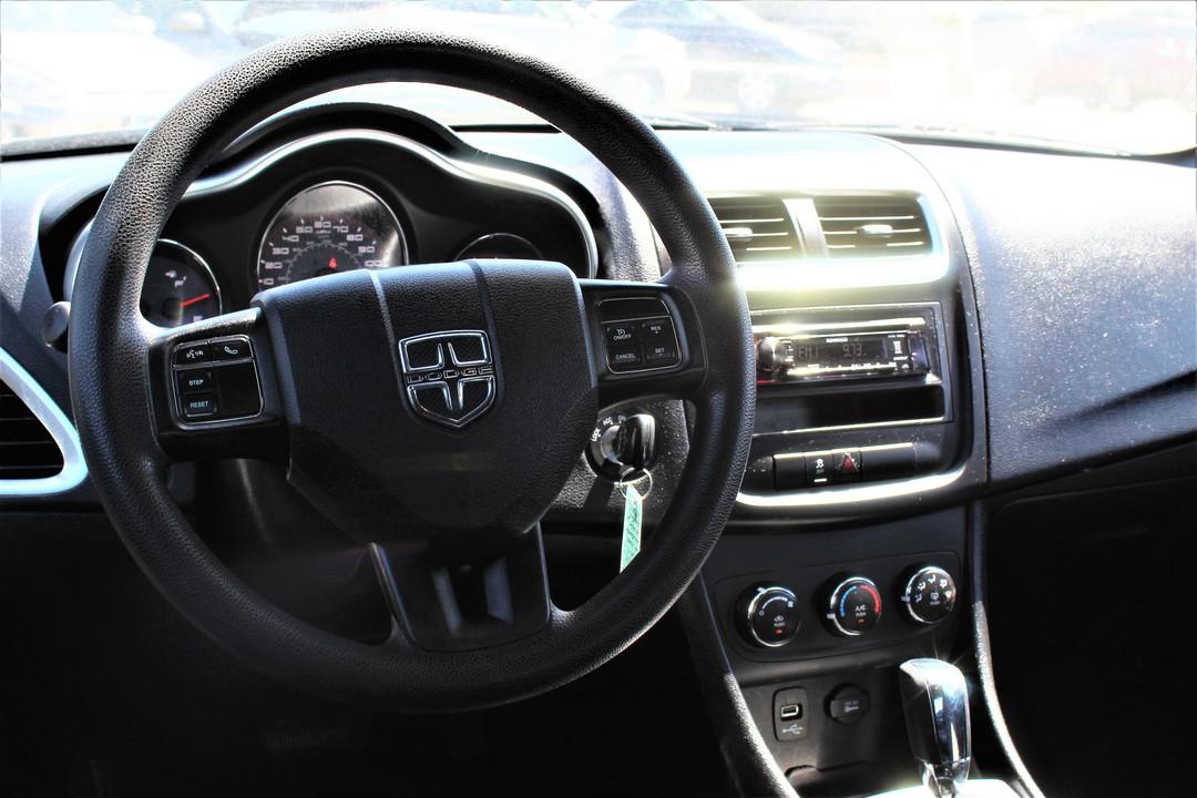 2012 Dodge Avenger  - Fiesta Motors