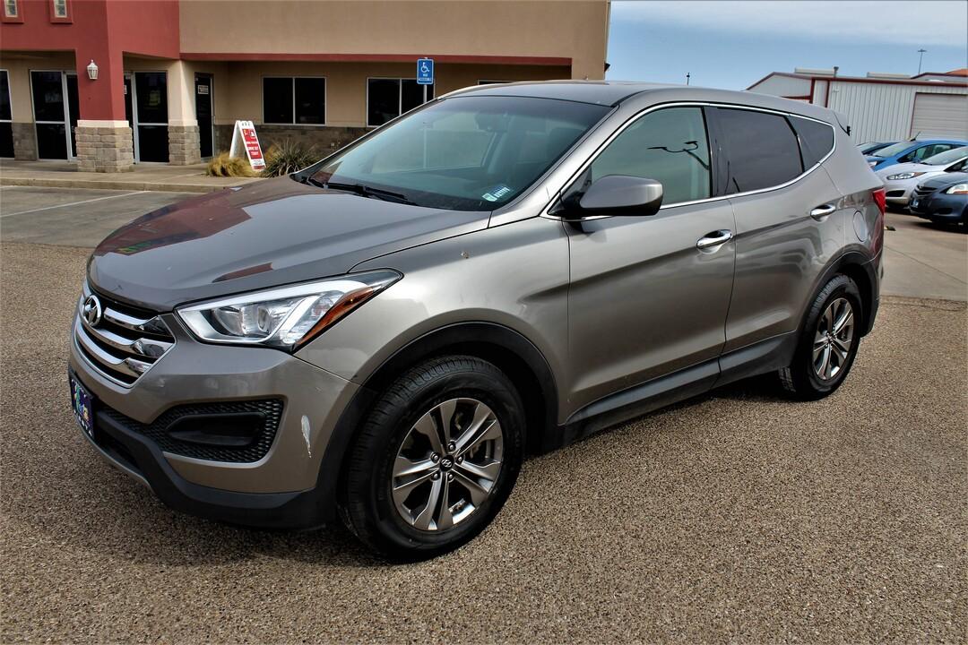 2015 Hyundai Santa Fe  - Fiesta Motors