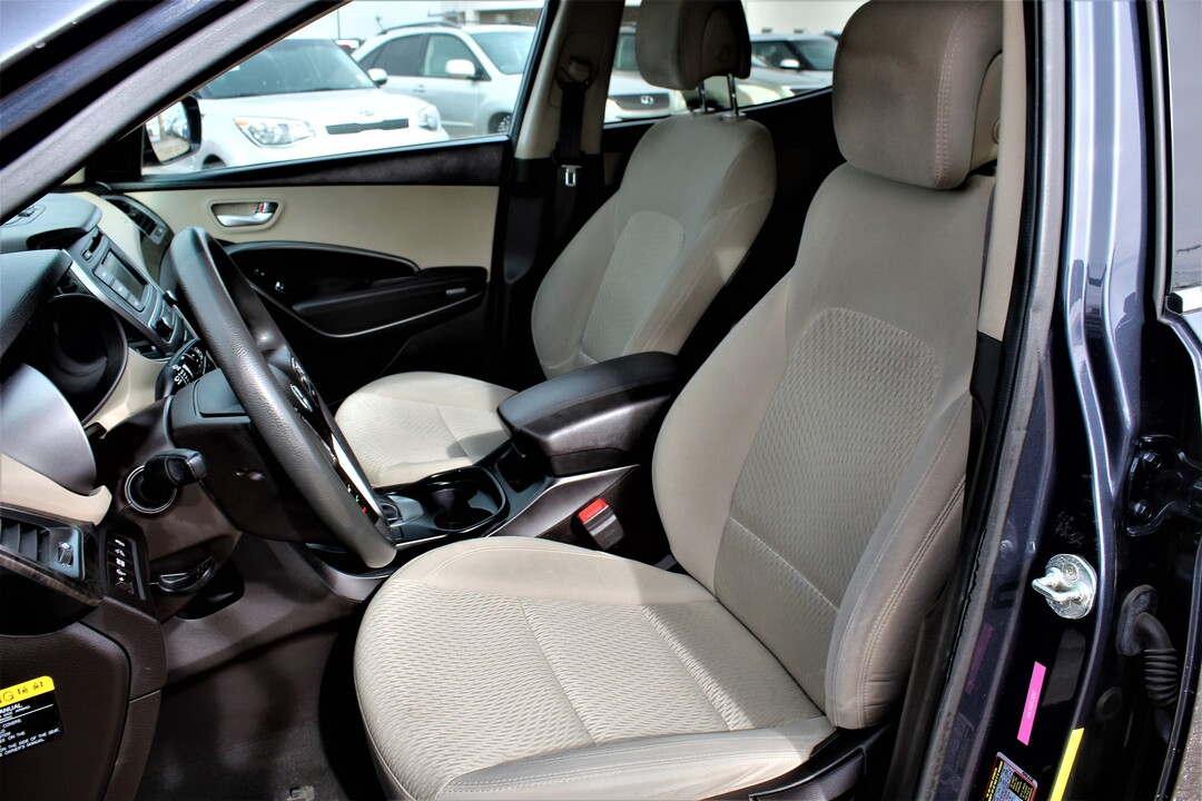 2017 Hyundai Santa Fe  - Fiesta Motors