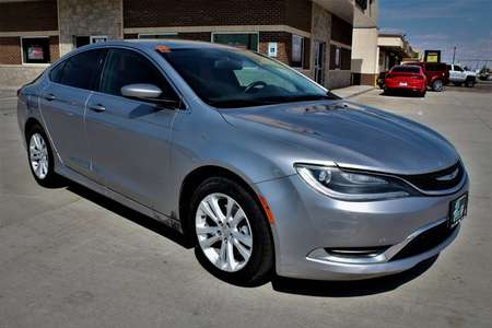 2015 Chrysler 200 Limited for Sale  - R6582A  - Fiesta Motors