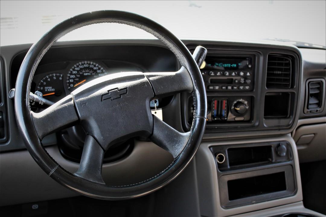 2004 Chevrolet Suburban  - Fiesta Motors