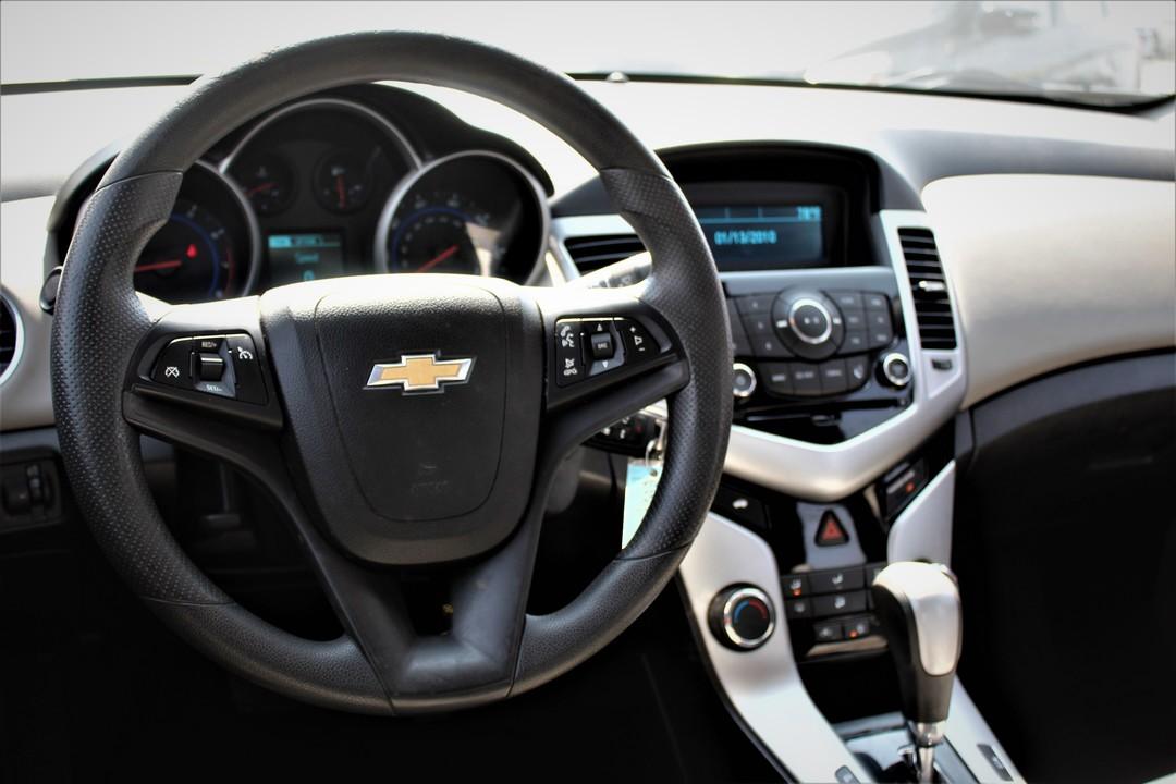 2015 Chevrolet Cruze  - Fiesta Motors
