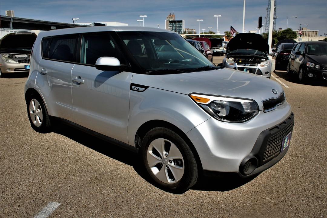 2016 Kia Soul  - Fiesta Motors