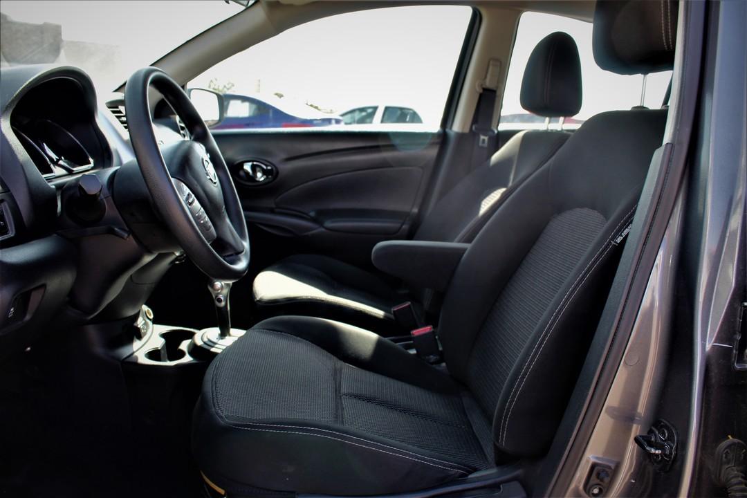 2018 Nissan Versa  - Fiesta Motors