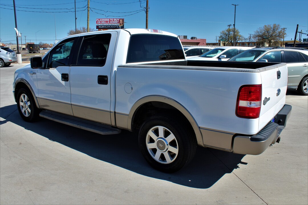 2006 Ford F-150  - Fiesta Motors