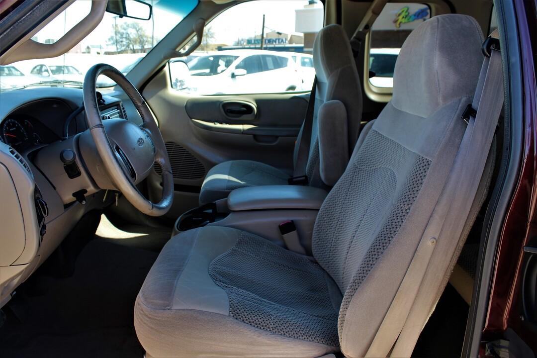 2001 Ford F-150  - Fiesta Motors