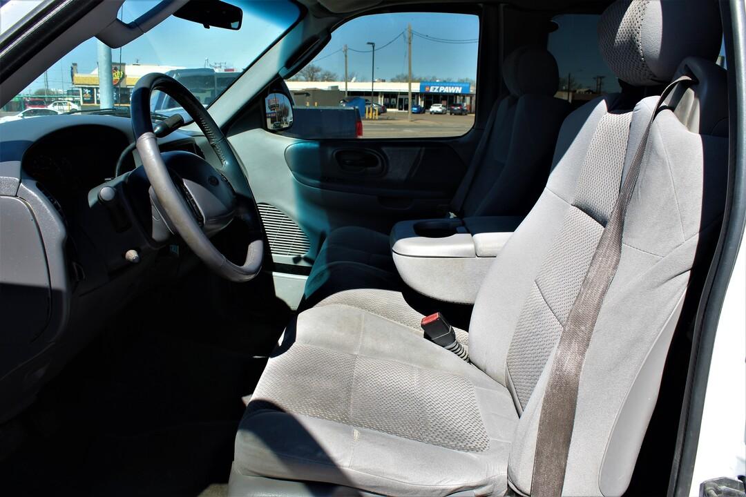 2002 Ford F-150  - Fiesta Motors